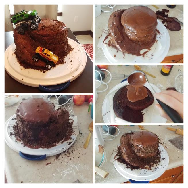 nephew cake